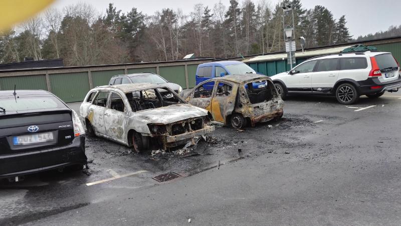 bilbranden